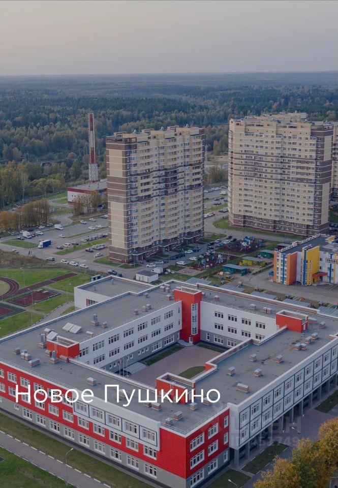Продажа однокомнатной квартиры Пушкино, цена 5650000 рублей, 2021 год объявление №618626 на megabaz.ru