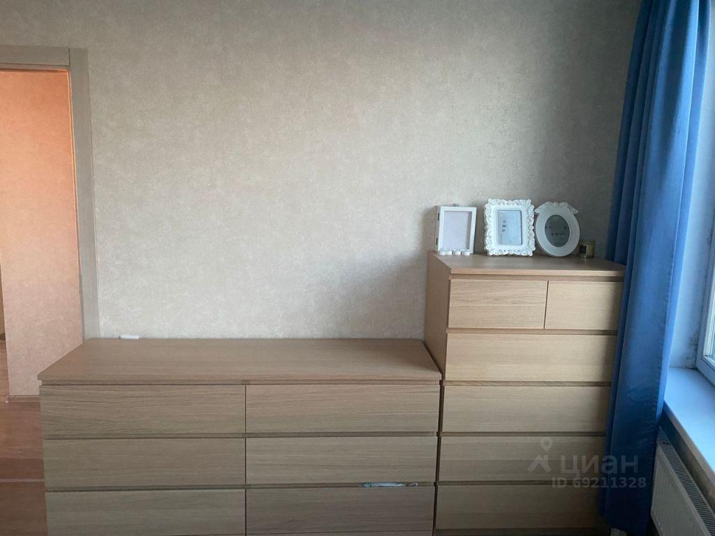 Аренда трёхкомнатной квартиры деревня Подолино, Беговая улица 10, цена 45000 рублей, 2021 год объявление №1385075 на megabaz.ru