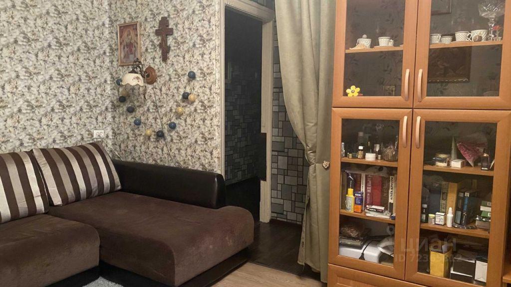 Продажа двухкомнатной квартиры поселок Рублёво, метро Крылатское, Новорублёвская улица 5, цена 8950000 рублей, 2021 год объявление №618584 на megabaz.ru