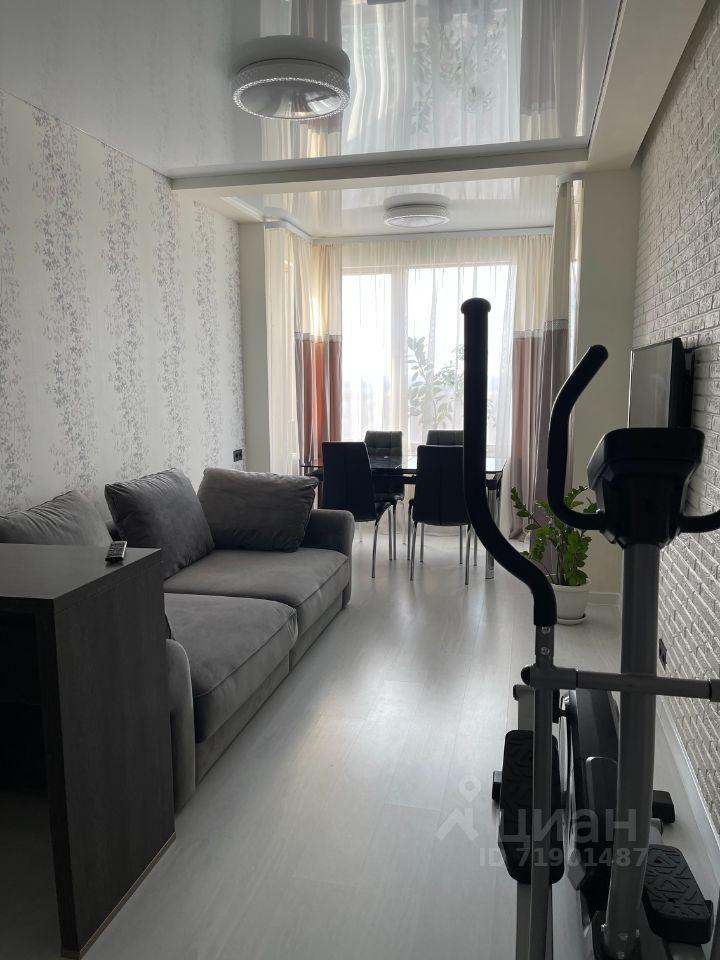 Продажа двухкомнатной квартиры деревня Подолино, цена 6900000 рублей, 2021 год объявление №606774 на megabaz.ru