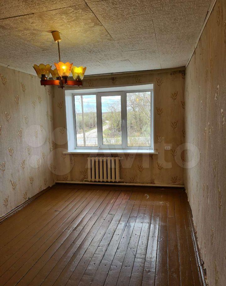 Продажа однокомнатной квартиры село Ильинское, Центральная улица 2, цена 1000000 рублей, 2021 год объявление №644532 на megabaz.ru