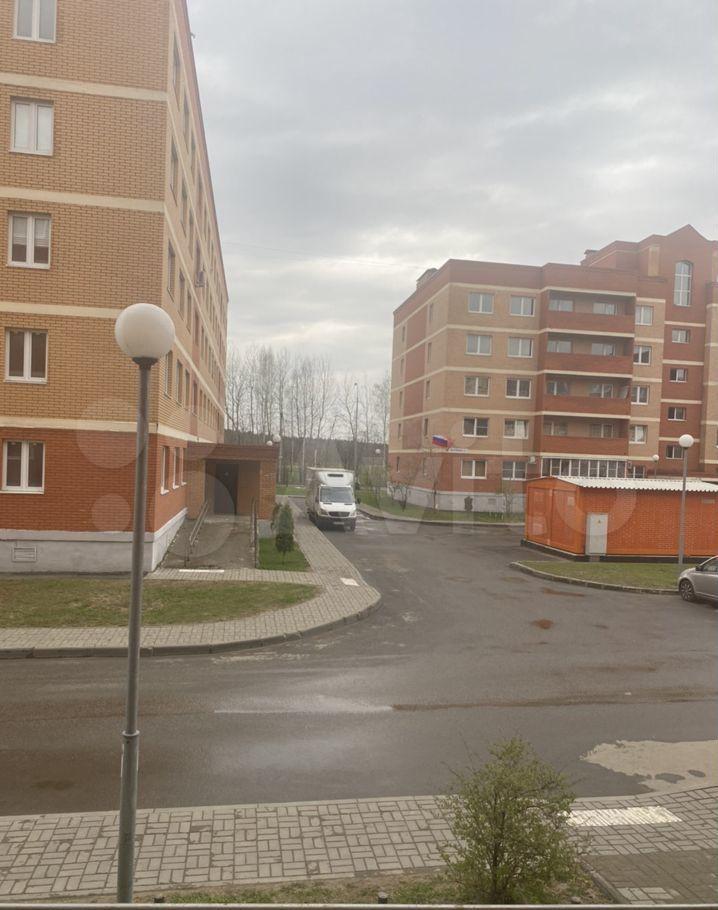 Продажа однокомнатной квартиры деревня Большие Жеребцы, цена 3450000 рублей, 2021 год объявление №634684 на megabaz.ru