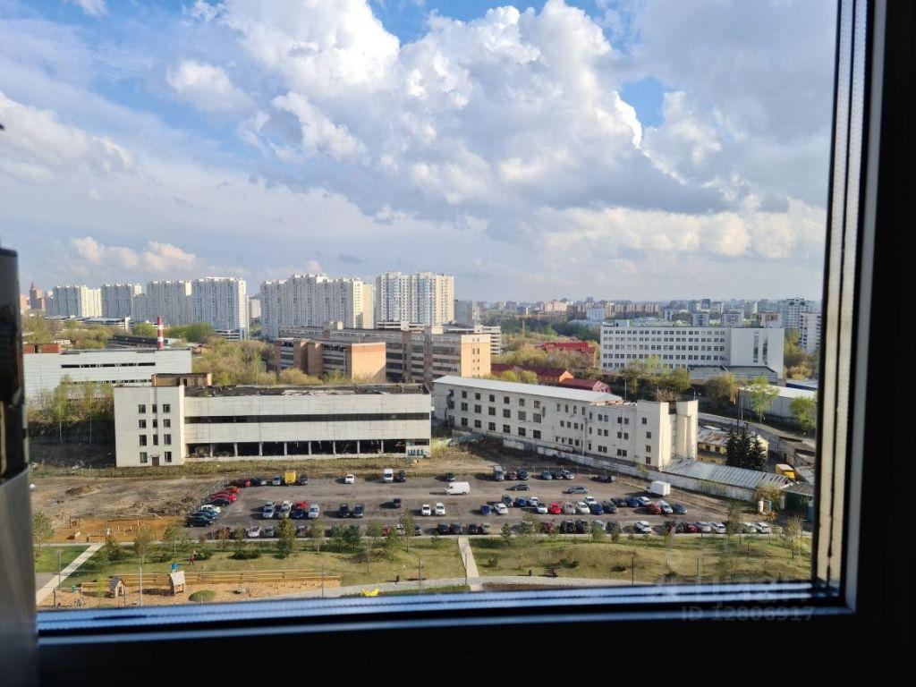 Продажа двухкомнатной квартиры Москва, метро Текстильщики, 2-й Грайвороновский проезд 38к2, цена 13700000 рублей, 2021 год объявление №618550 на megabaz.ru