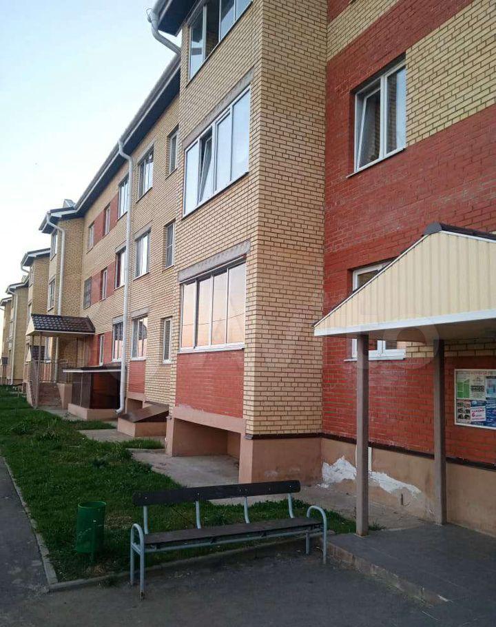 Продажа однокомнатной квартиры Краснозаводск, Театральная улица 7, цена 2200000 рублей, 2021 год объявление №618816 на megabaz.ru