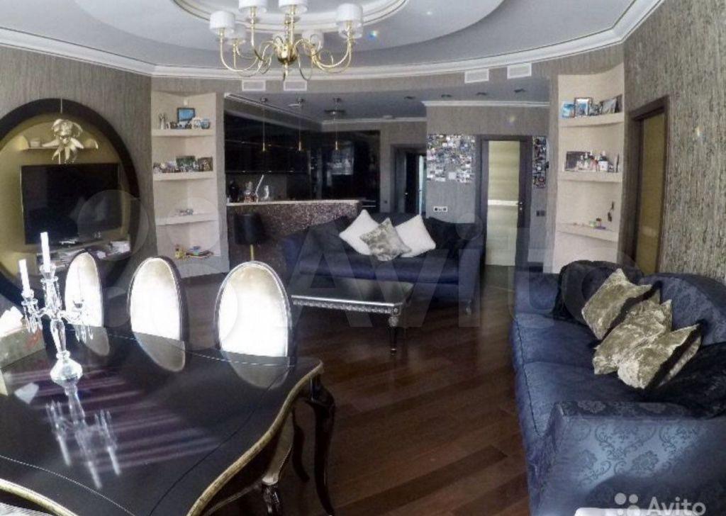 Продажа трёхкомнатной квартиры Москва, метро Ленинский проспект, 3-й Донской проезд 1, цена 53000000 рублей, 2021 год объявление №611396 на megabaz.ru