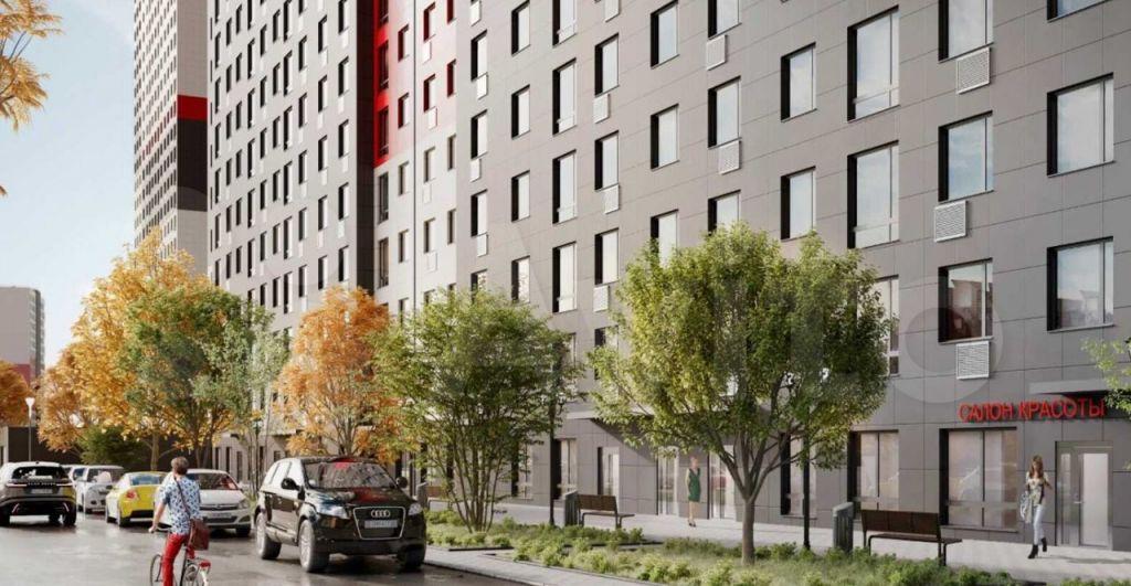Продажа однокомнатной квартиры Реутов, цена 5489600 рублей, 2021 год объявление №618912 на megabaz.ru