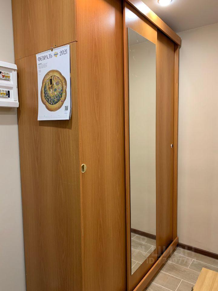 Аренда студии деревня Голубое, Сургутский проезд 1к2, цена 19000 рублей, 2021 год объявление №1385478 на megabaz.ru