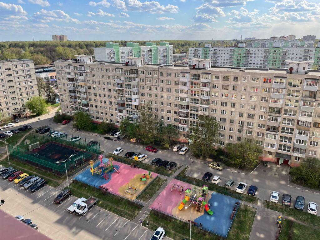 Продажа однокомнатной квартиры Ногинск, Комсомольская улица 22А, цена 4500000 рублей, 2021 год объявление №619033 на megabaz.ru