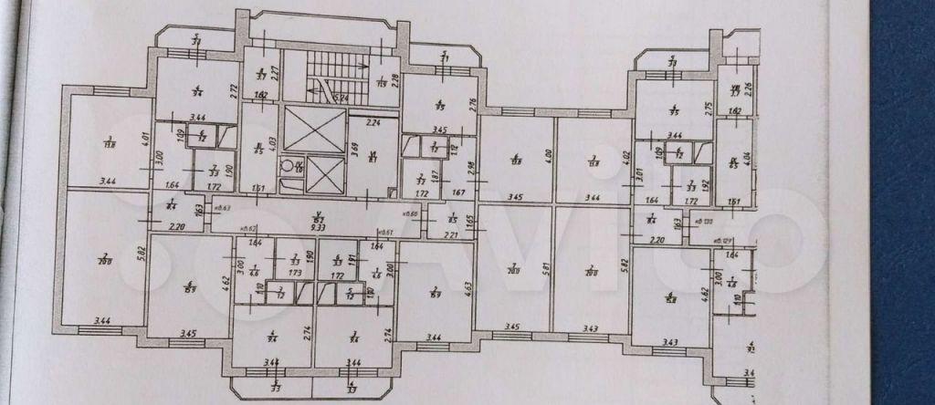 Продажа двухкомнатной квартиры Домодедово, улица Курыжова 17к1, цена 7250000 рублей, 2021 год объявление №619106 на megabaz.ru
