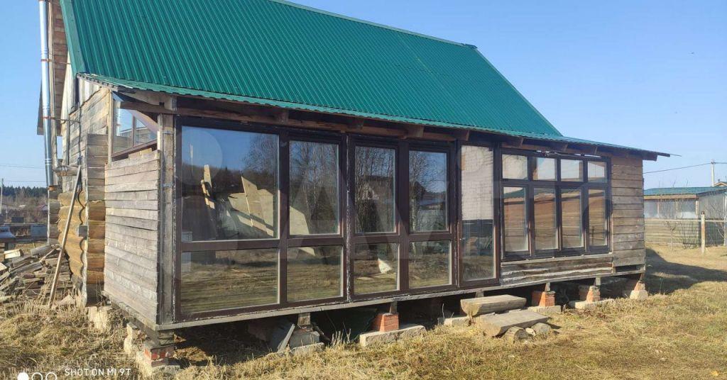 Продажа дома садовое товарищество Надежда, цена 1500000 рублей, 2021 год объявление №619361 на megabaz.ru