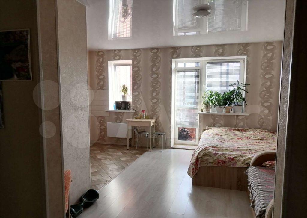 Продажа студии Клин, улица Чайковского 105к1, цена 3150000 рублей, 2021 год объявление №619440 на megabaz.ru