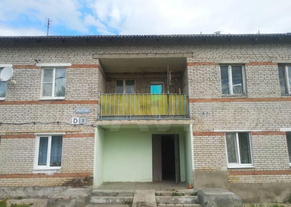 Продажа двухкомнатной квартиры деревня Степаньково, Дачная улица 1, цена 750000 рублей, 2021 год объявление №645207 на megabaz.ru