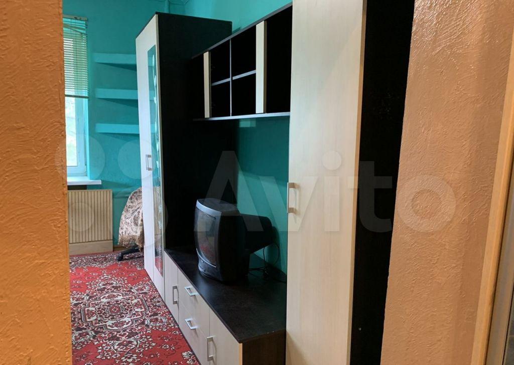 Аренда однокомнатной квартиры Солнечногорск, Красная улица 69, цена 13000 рублей, 2021 год объявление №1386139 на megabaz.ru
