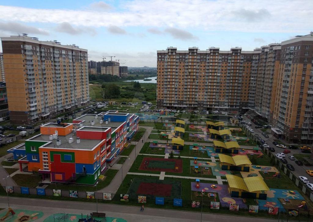 Продажа однокомнатной квартиры Люберцы, улица Барыкина 10/2, цена 5500000 рублей, 2021 год объявление №619385 на megabaz.ru