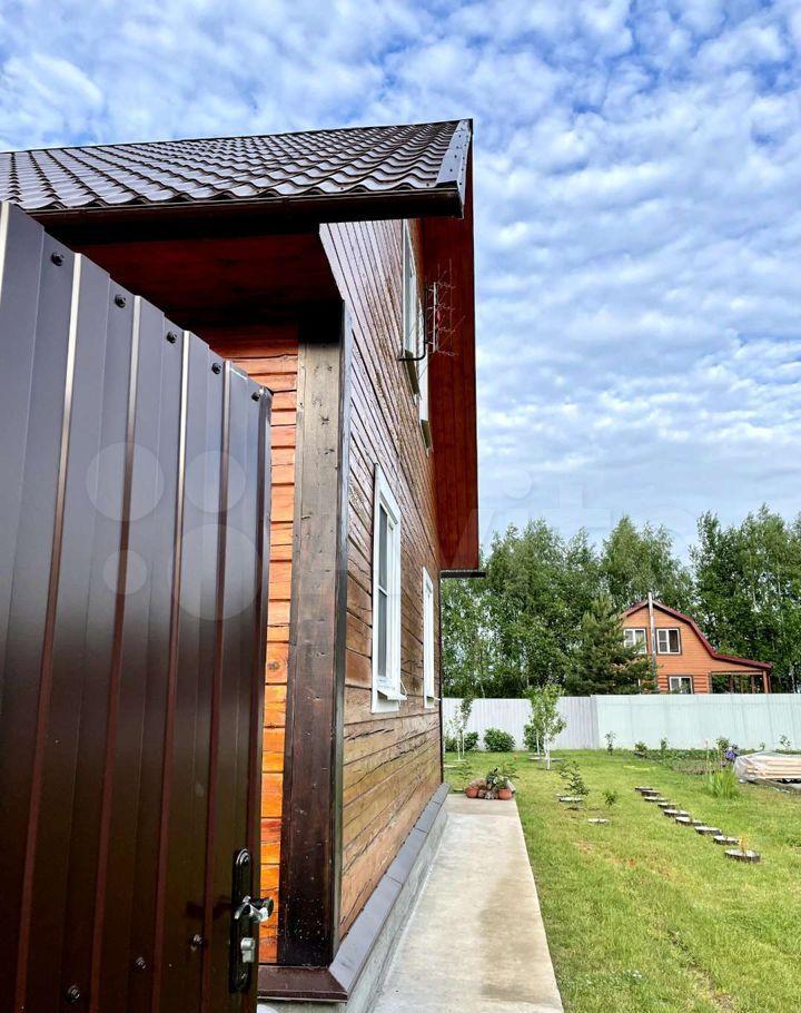 Аренда дома поселок Новосиньково, цена 55000 рублей, 2021 год объявление №1404309 на megabaz.ru