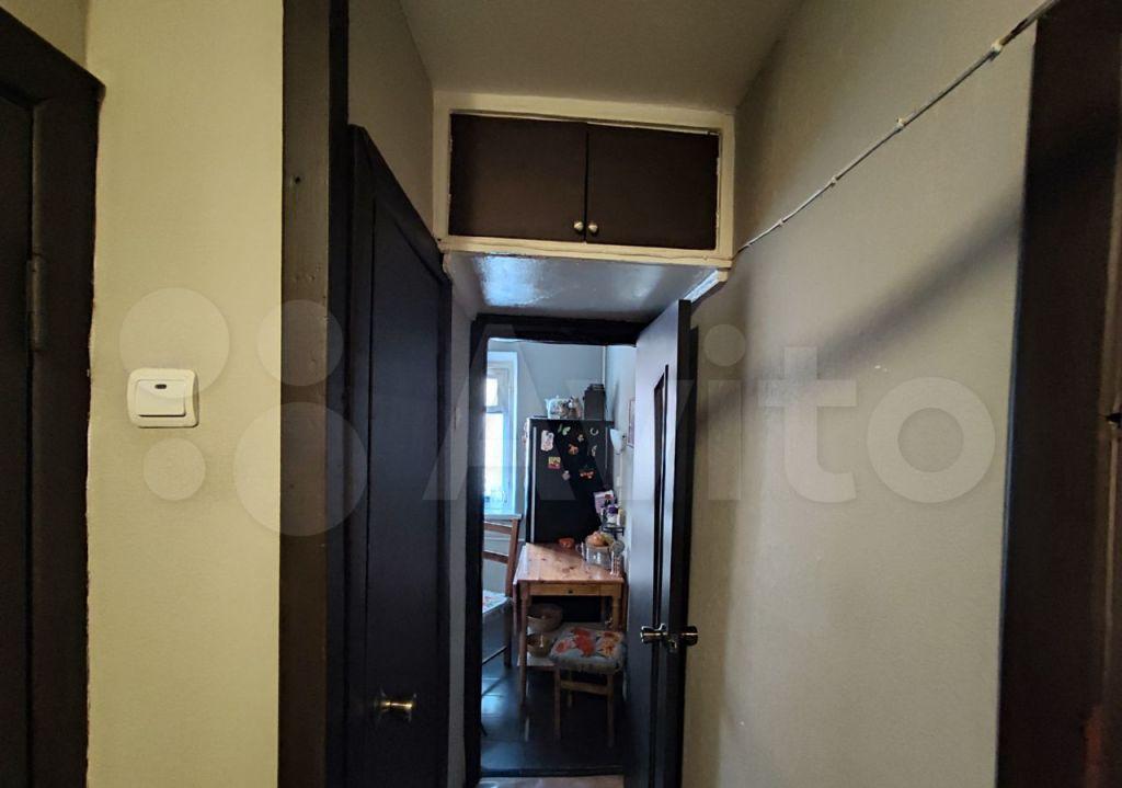 Продажа однокомнатной квартиры Звенигород, Полевая улица 21, цена 3150000 рублей, 2021 год объявление №619410 на megabaz.ru