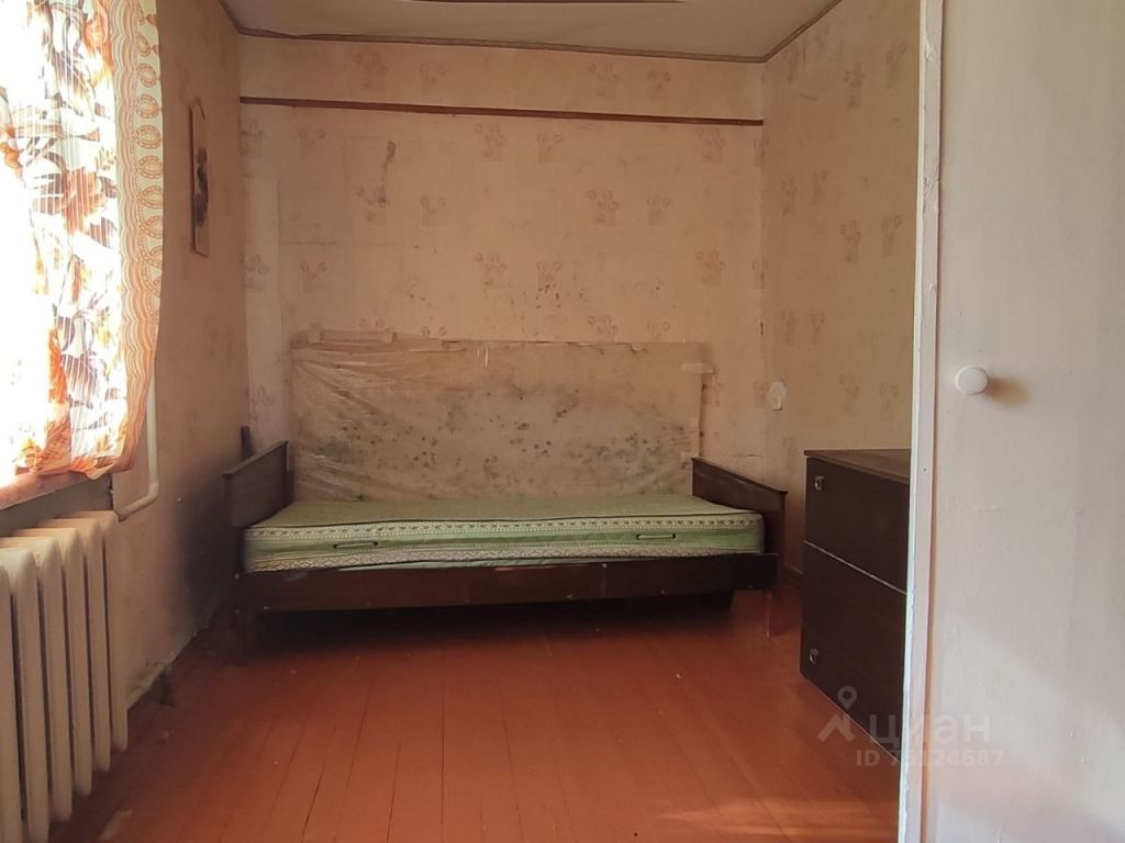 Продажа двухкомнатной квартиры поселок Бакшеево, цена 810000 рублей, 2021 год объявление №639542 на megabaz.ru