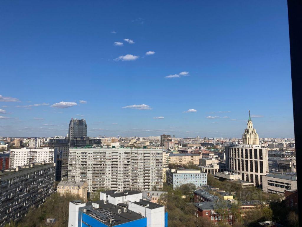 Продажа двухкомнатной квартиры Москва, метро Сухаревская, Докучаев переулок 2с3, цена 24000000 рублей, 2021 год объявление №615694 на megabaz.ru