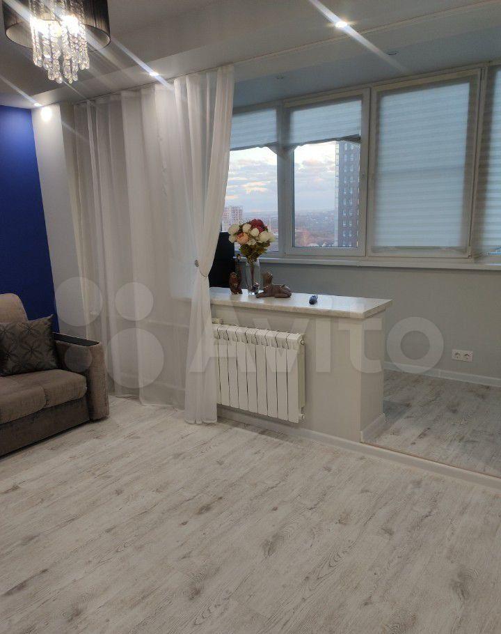 Аренда однокомнатной квартиры Видное, Берёзовая улица 13, цена 28000 рублей, 2021 год объявление №1408387 на megabaz.ru