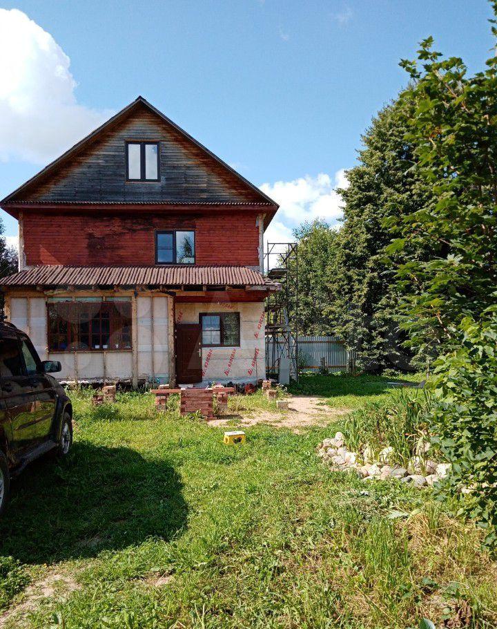 Продажа дома деревня Алёшино, цена 3500000 рублей, 2021 год объявление №550186 на megabaz.ru