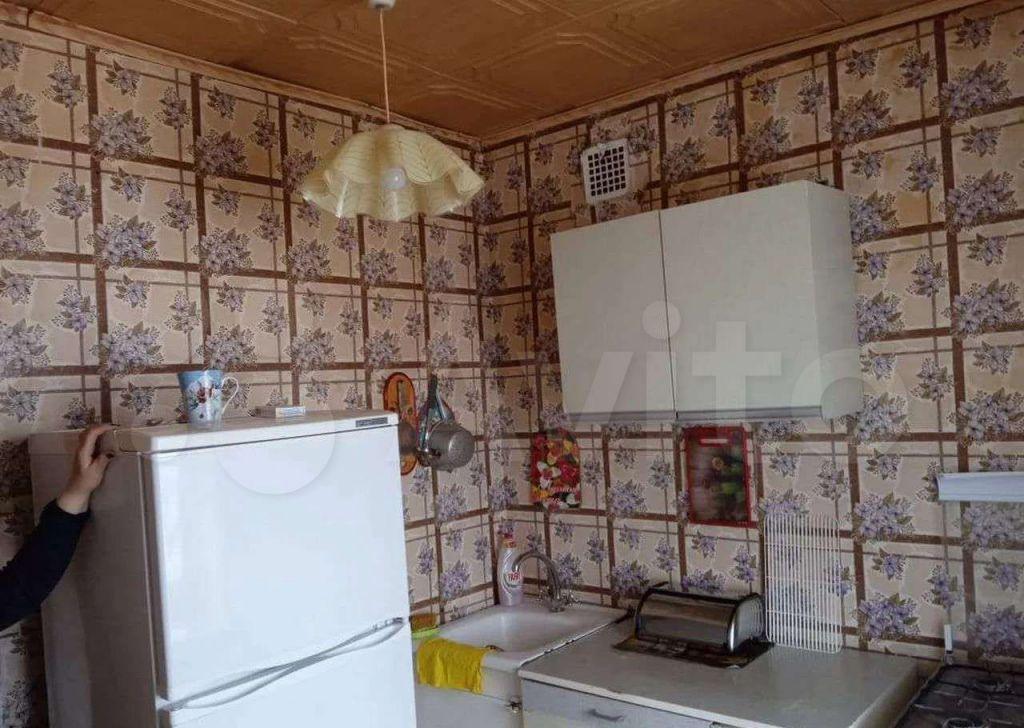 Продажа однокомнатной квартиры поселок Реммаш, Юбилейная улица 9, цена 1740000 рублей, 2021 год объявление №650427 на megabaz.ru