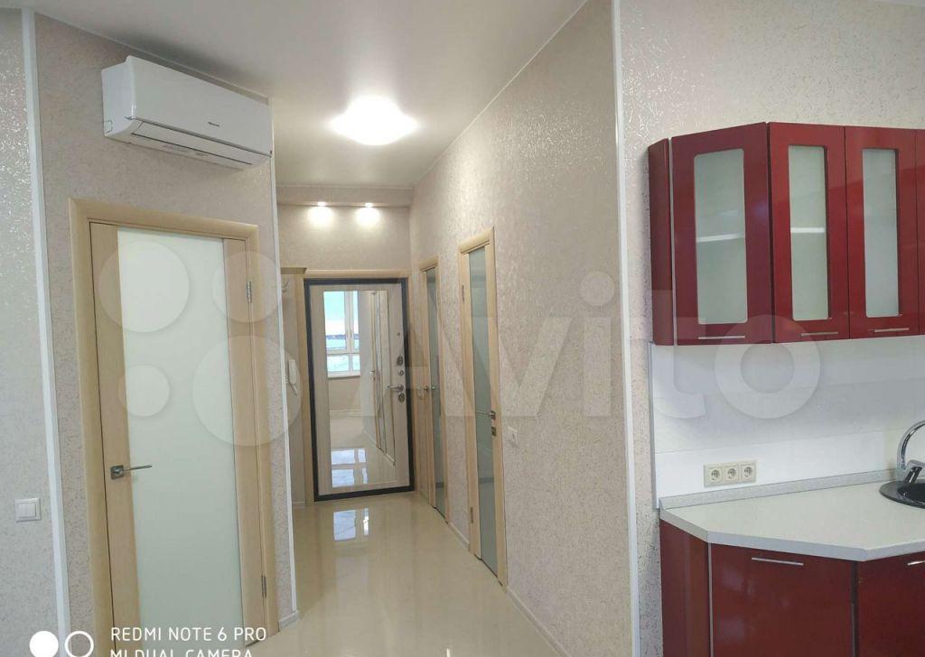 Аренда однокомнатной квартиры деревня Рузино, цена 30000 рублей, 2021 год объявление №1388746 на megabaz.ru