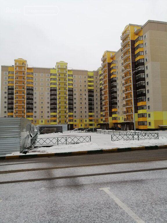 Продажа однокомнатной квартиры деревня Малые Вязёмы, цена 4500000 рублей, 2021 год объявление №670773 на megabaz.ru