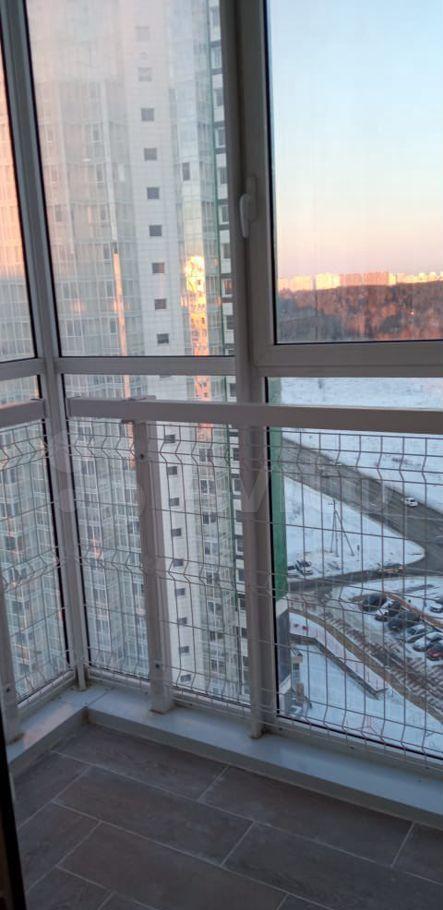 Аренда студии деревня Голубое, Сургутский проезд 1к2, цена 19000 рублей, 2021 год объявление №1386803 на megabaz.ru