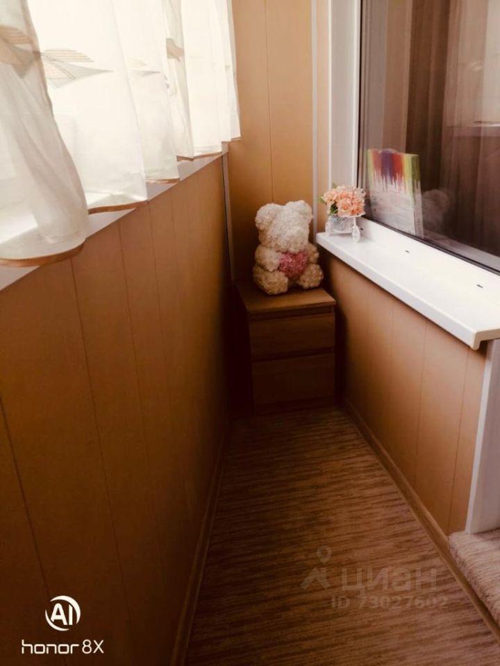 Аренда однокомнатной квартиры Москва, метро Домодедовская, Каширское шоссе 126, цена 37000 рублей, 2021 год объявление №1386753 на megabaz.ru