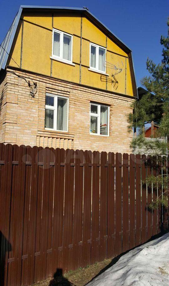 Продажа дома СНТ Росинка, цена 3500000 рублей, 2021 год объявление №605116 на megabaz.ru