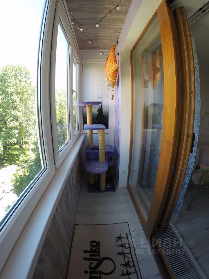Продажа трёхкомнатной квартиры рабочий посёлок Селятино, Клубная улица 26, цена 7490000 рублей, 2021 год объявление №646217 на megabaz.ru