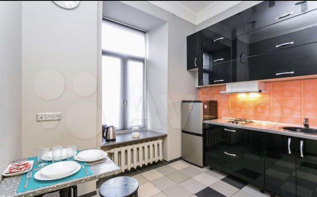 Продажа однокомнатной квартиры Москва, метро Смоленская, Новинский бульвар 13, цена 18500000 рублей, 2021 год объявление №620701 на megabaz.ru