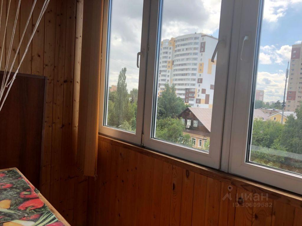 Продажа трёхкомнатной квартиры Ивантеевка, метро ВДНХ, Хлебозаводская улица 46, цена 7650000 рублей, 2021 год объявление №635650 на megabaz.ru