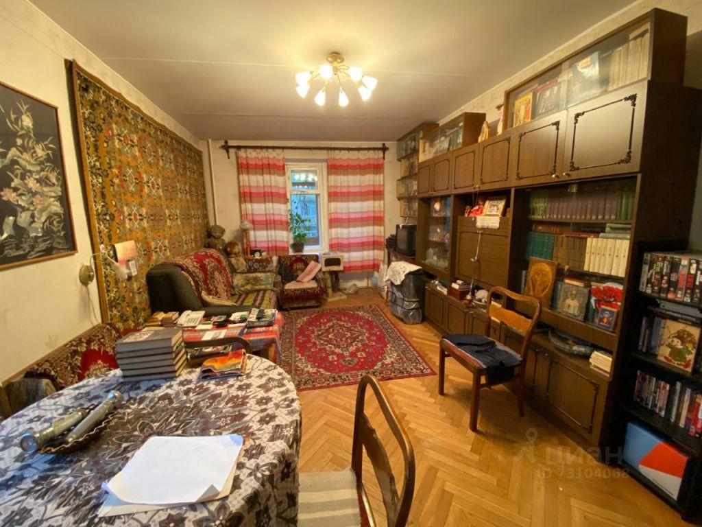 Продажа двухкомнатной квартиры Москва, метро Шоссе Энтузиастов, улица Металлургов 13к2, цена 10200000 рублей, 2021 год объявление №620177 на megabaz.ru