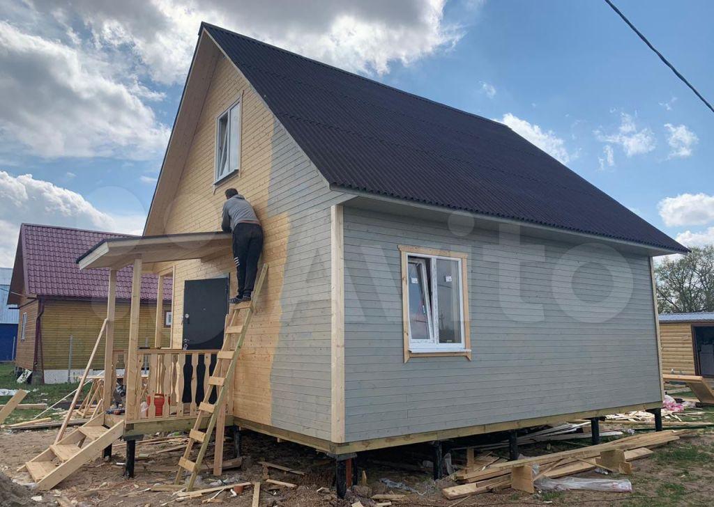 Продажа дома село Никитское, Новая улица 1, цена 4800000 рублей, 2021 год объявление №586925 на megabaz.ru