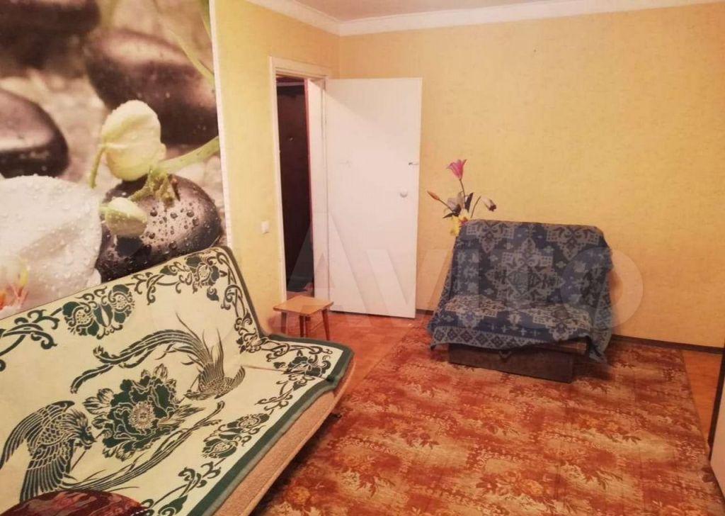 Продажа однокомнатной квартиры Клин, улица Мечникова 22, цена 2100000 рублей, 2021 год объявление №620198 на megabaz.ru