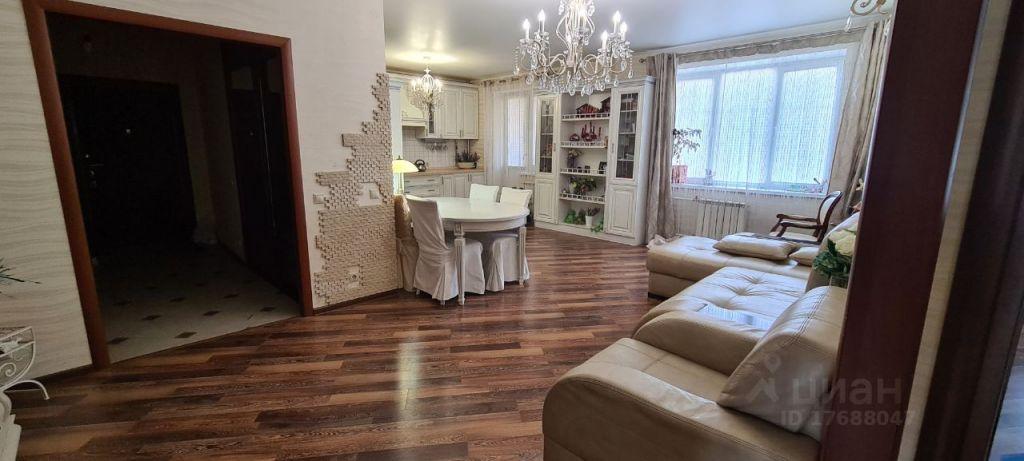 Продажа трёхкомнатной квартиры село Перхушково, цена 13500000 рублей, 2021 год объявление №606992 на megabaz.ru