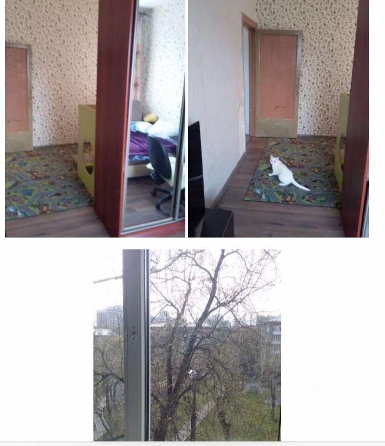 Продажа трёхкомнатной квартиры Москва, метро Каширская, Каширское шоссе 50к2А, цена 16000000 рублей, 2021 год объявление №612587 на megabaz.ru