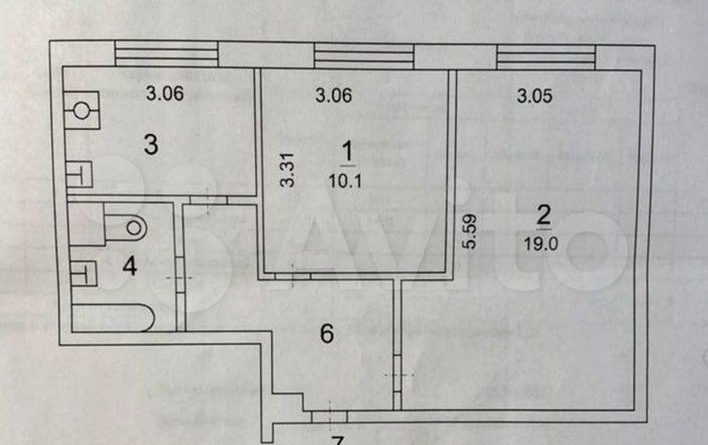 Продажа двухкомнатной квартиры Москва, метро Коньково, улица Академика Арцимовича 15, цена 11800000 рублей, 2021 год объявление №657267 на megabaz.ru