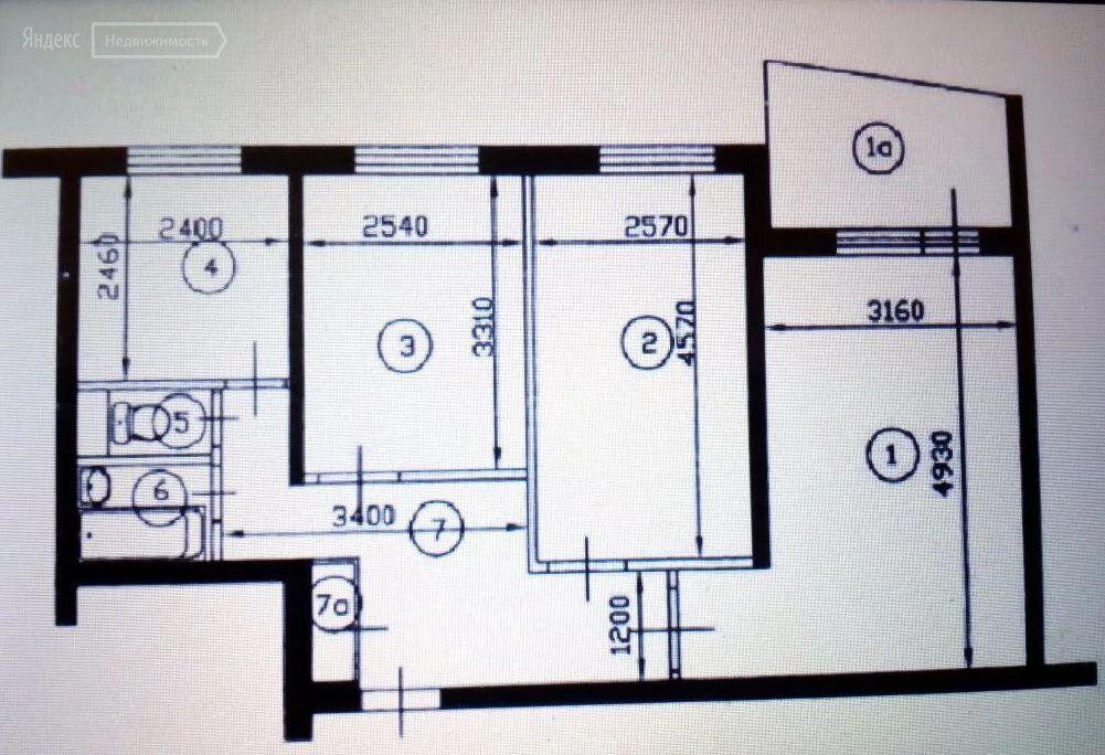 Продажа трёхкомнатной квартиры поселок Развилка, метро Домодедовская, цена 6750000 рублей, 2021 год объявление №380645 на megabaz.ru