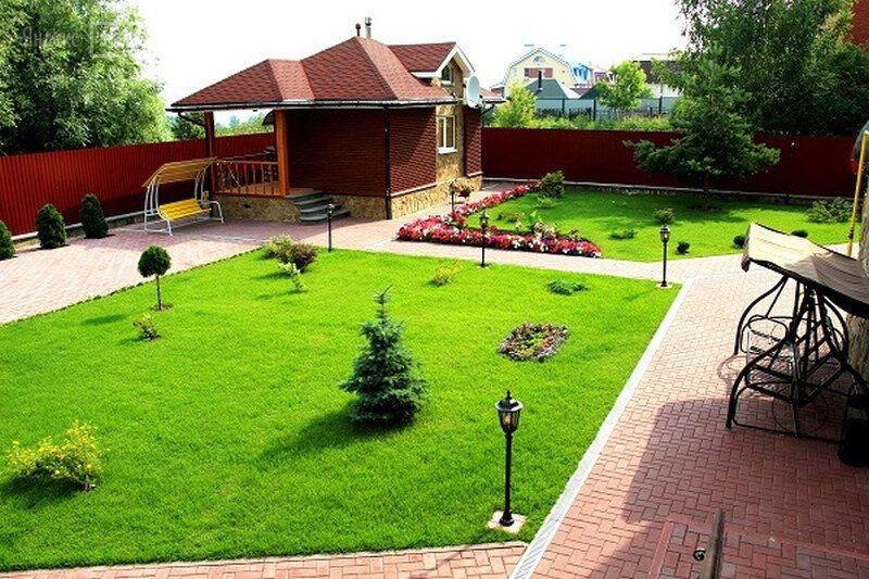 Аренда дома деревня Грибки, Адмиральская улица, цена 85000 рублей, 2020 год объявление №1037285 на megabaz.ru