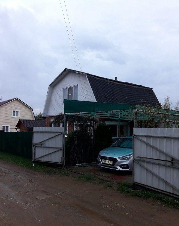 Продажа дома СНТ Дубрава, цена 1150000 рублей, 2020 год объявление №386626 на megabaz.ru