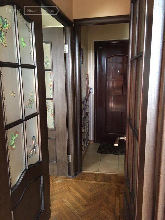 Продажа однокомнатной квартиры Москва, метро Чертановская, Черноморский бульвар 11к1, цена 7600000 рублей, 2020 год объявление №498880 на megabaz.ru