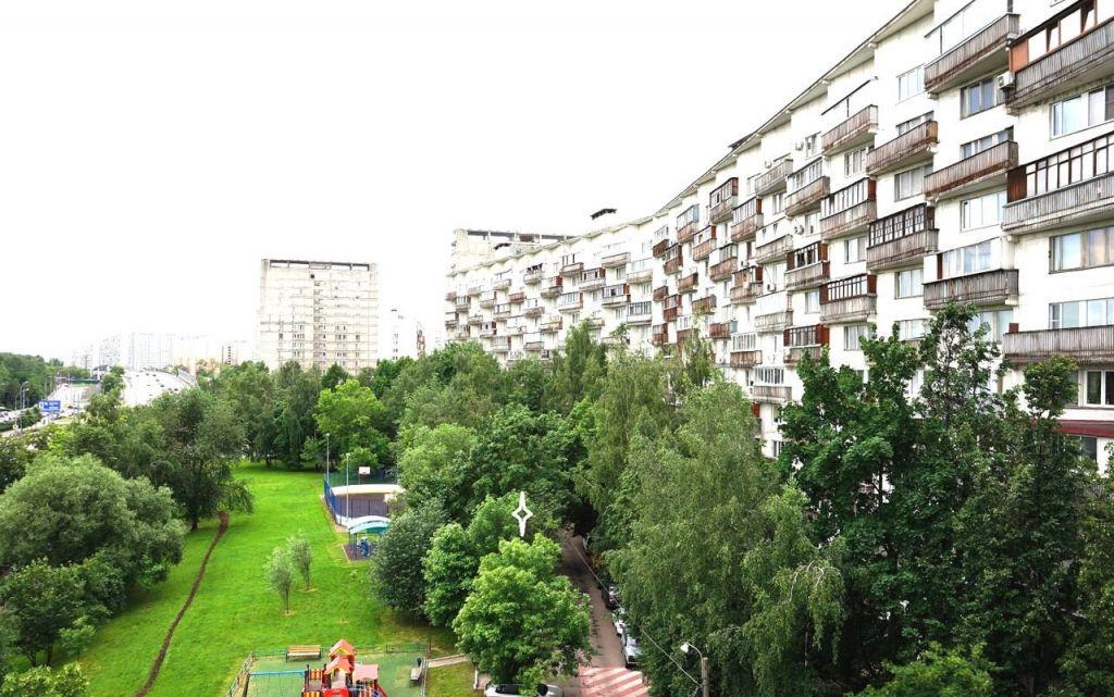 Продажа однокомнатной квартиры Москва, метро Орехово, Липецкая улица 18, цена 6950000 рублей, 2020 год объявление №445324 на megabaz.ru