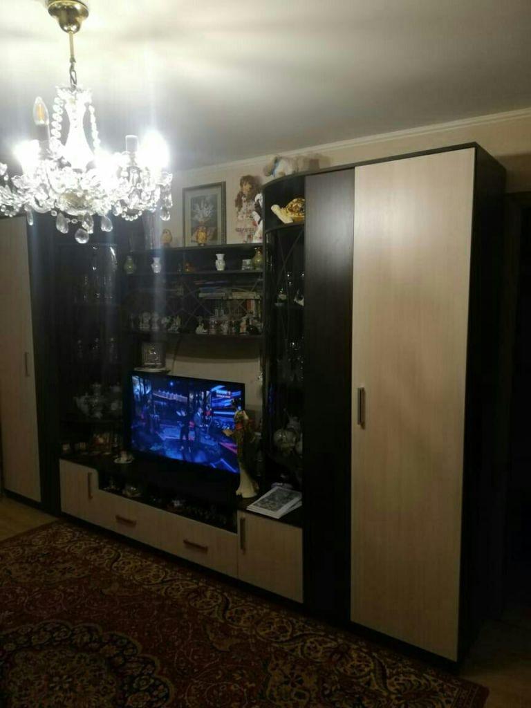 Продажа двухкомнатной квартиры поселок городского типа Деденево, Комсомольская улица 26, цена 2300000 рублей, 2020 год объявление №390291 на megabaz.ru