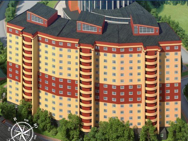 Продажа студии поселок городского типа Деденево, цена 1200000 рублей, 2021 год объявление №377325 на megabaz.ru
