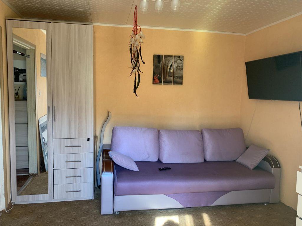 Продажа однокомнатной квартиры Пересвет, Советская улица 2А, цена 1400000 рублей, 2020 год объявление №468425 на megabaz.ru
