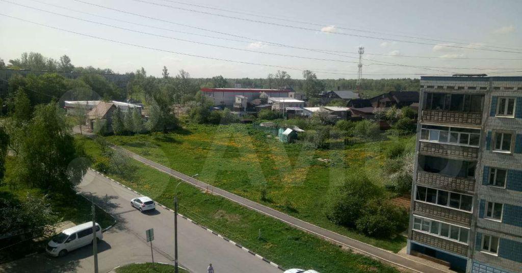 Продажа однокомнатной квартиры деревня Чашниково, цена 3800000 рублей, 2021 год объявление №609251 на megabaz.ru
