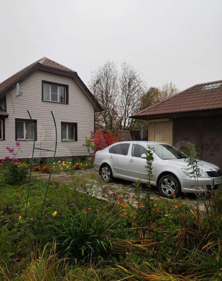 Продажа дома деревня Новая, Лесная улица 160, цена 5850000 рублей, 2021 год объявление №621908 на megabaz.ru