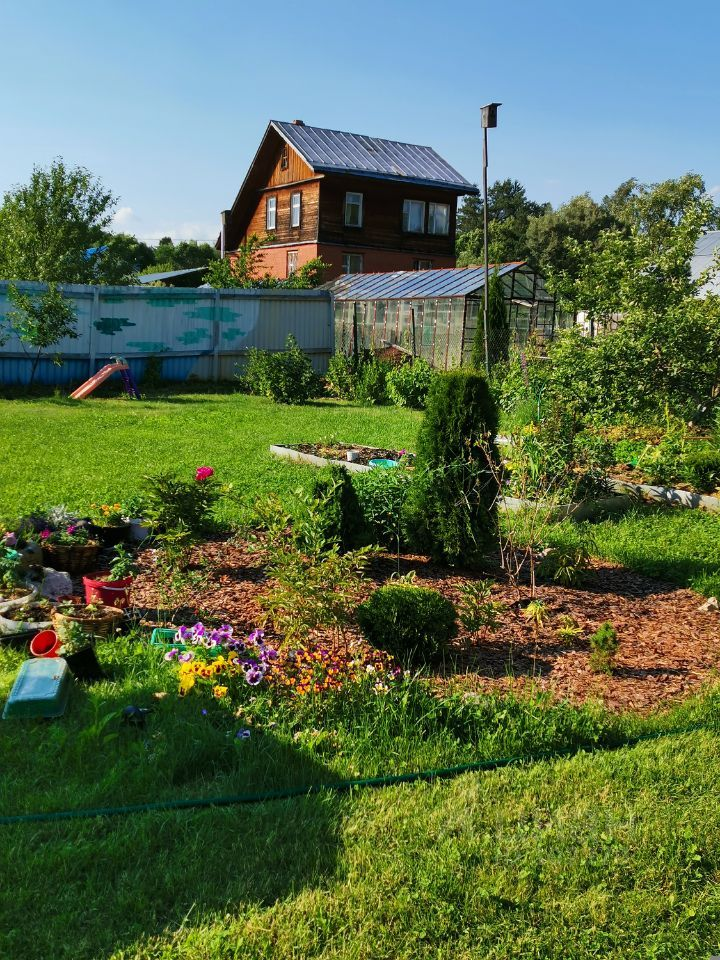Продажа дома садовое товарищество Союз, цена 2150000 рублей, 2021 год объявление №595978 на megabaz.ru